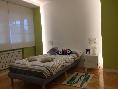 dormitorio pintado